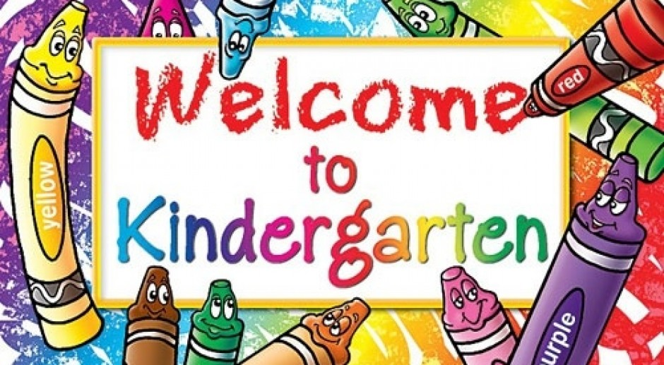 Almost time for Kinder!